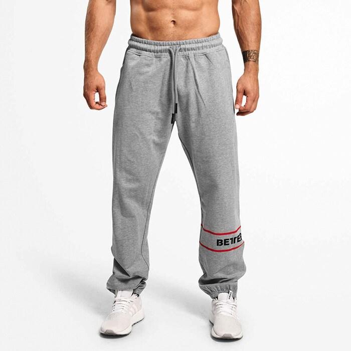 Tribeca Sweat Pants, Greymelange