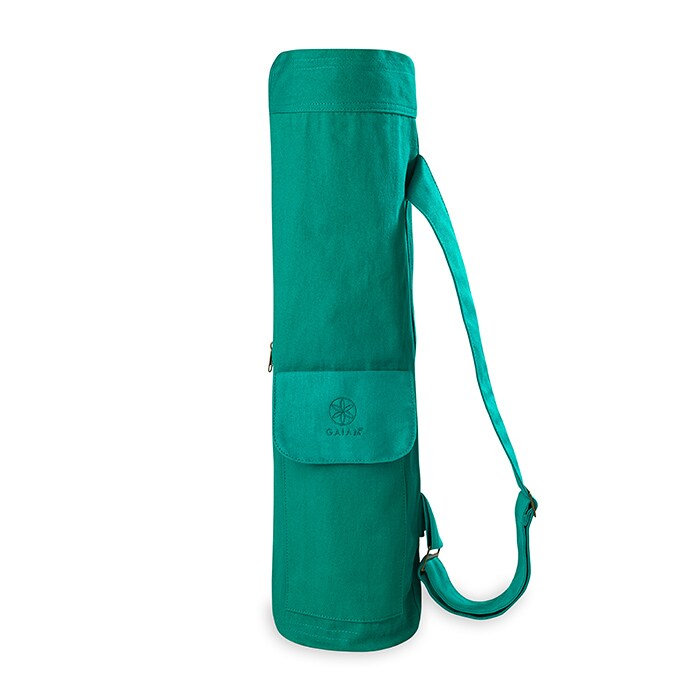 Turquoise Sea Yoga Mat Bag