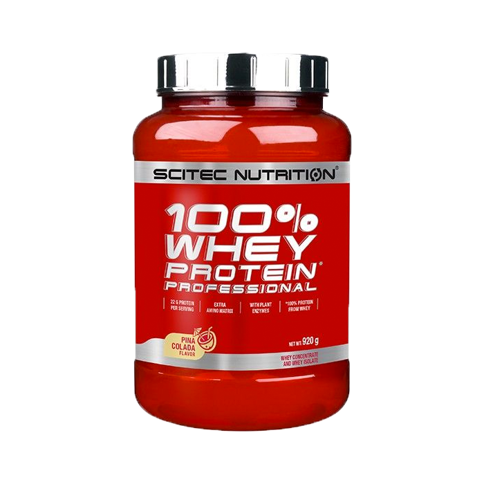 100% Whey Protein Professional, 920 g, Chocolate Coconut